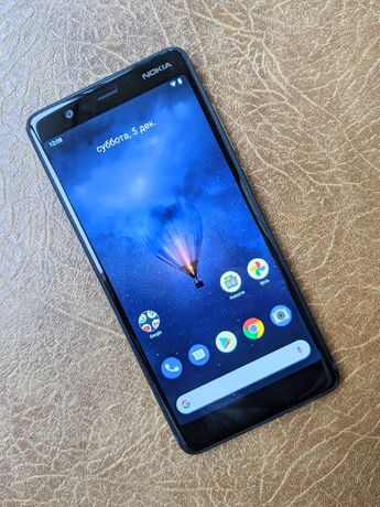 Nokia 5.1 *синий-красивый *1 сим