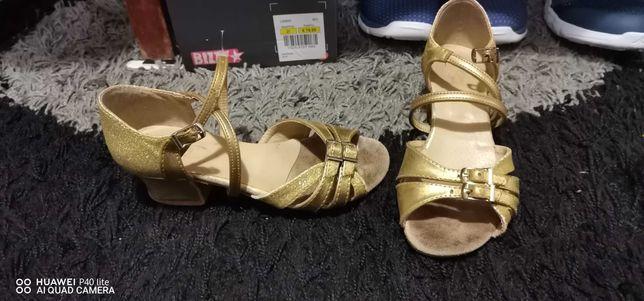 Взуття для танців (танцювальні босоножки) 19см