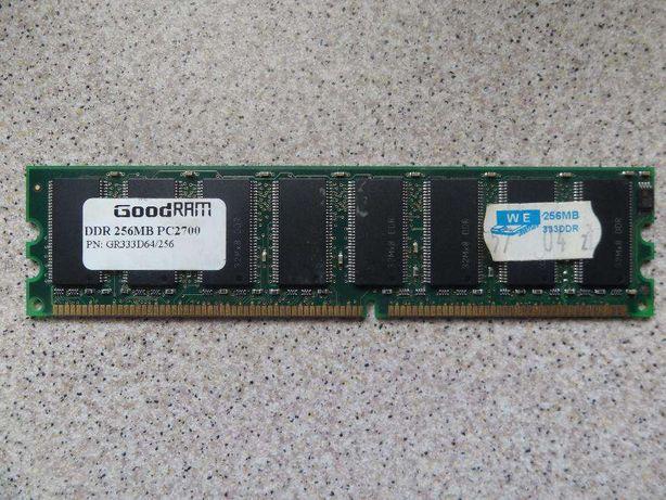pamięć ram 256 mb DDR GOODRAM