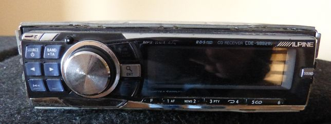 Radio Alpine CDE-9882Ri