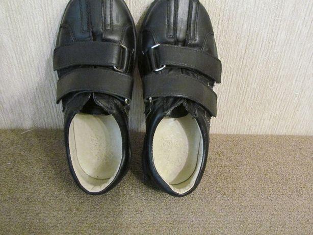 Туфли кожаные ТМ Берегиня 27 р-р.