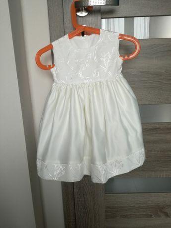 Sukienka chrzciny