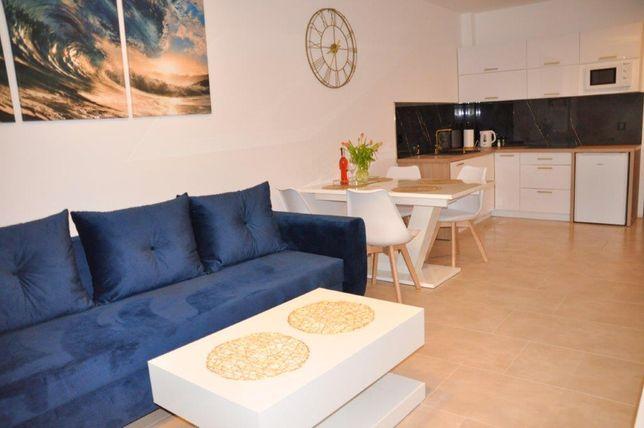 Apartament DORADO, Mielno ul. Sosnowa 4, 200 m od morza.