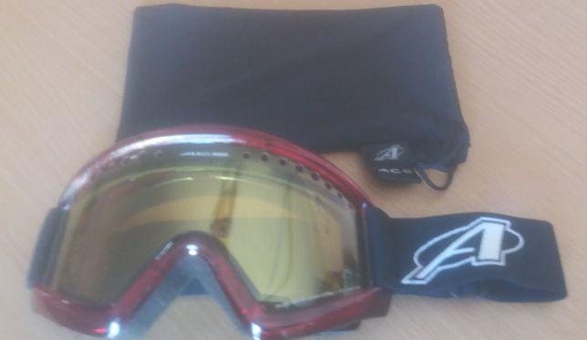 Óculos e Máscara Snowboard
