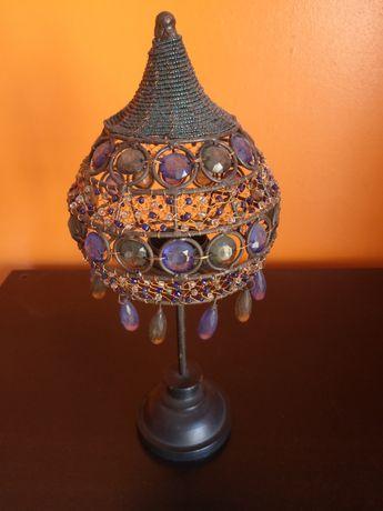 Suporte para velas decorativo