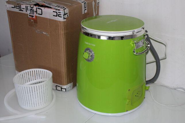 GERMANY Новая стиральная машинка стиралка 3режима мини на 4кг 135Вт