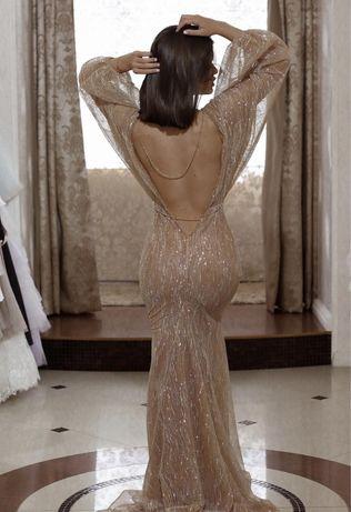 Платье NOVIAS вечернее, выпускное