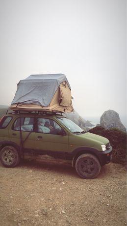 Tenda de tejadilho RTT(Roof top tent)