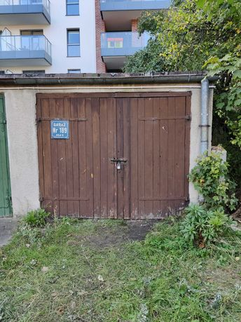 Garaż do wynajęcia Gdańsk Wrzeszcz ul. Gołębia