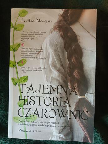 Tajemna historia czarownic - L.Morgan