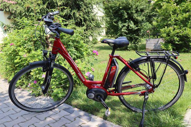 Rower elektryczny niemieckiej firmy Kreidler