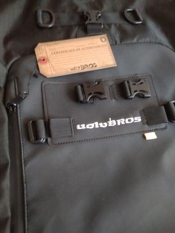 Nowe torby-sakwy wodoszczelne na motor .