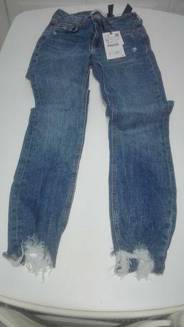Calças novas de criança com itiqueta de 29€ tamanho 34