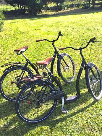 Dwa rowery- Skandynawia (Dania)