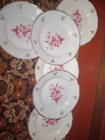 Набор тарелок 6 шт.