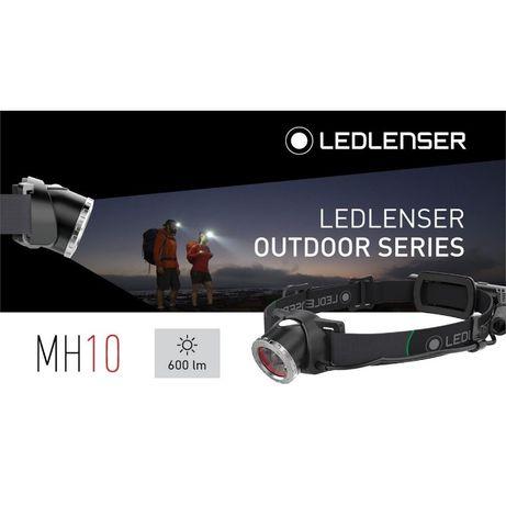 Latarka czołowa Ledlenser MH10