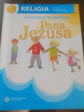 Książka do religii kl. 1