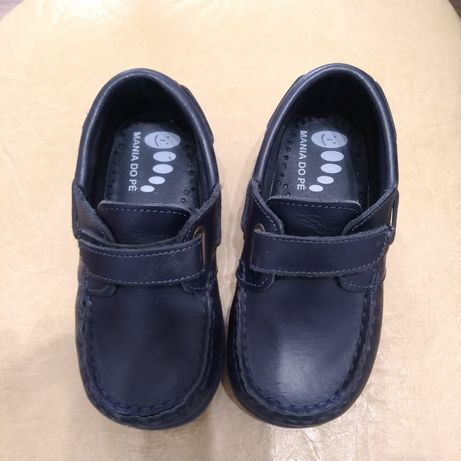 Sapato vela semi novos
