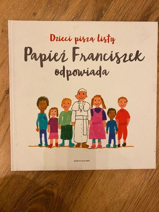Dzieci piszą listy. Papież Franciszek odpowiada. Katowice - image 1