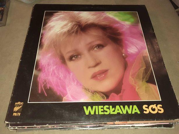 Wiesława Sós - lp. EX -