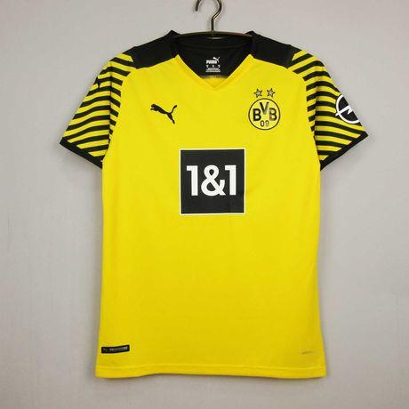 NOWOŚĆ Koszulka Borussia Dortmund BVB 21/22 Domowa S M L XL Puma