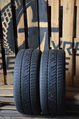 Резина зимова 255 45 r20 Pirelli шини колеса шины зимние