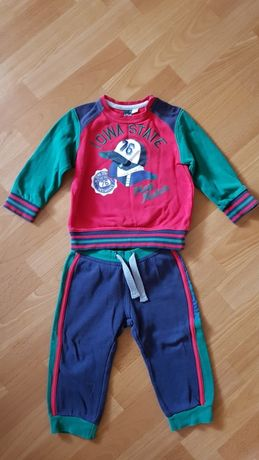 Спортивный костюм Dodipetto Италия на рост 92