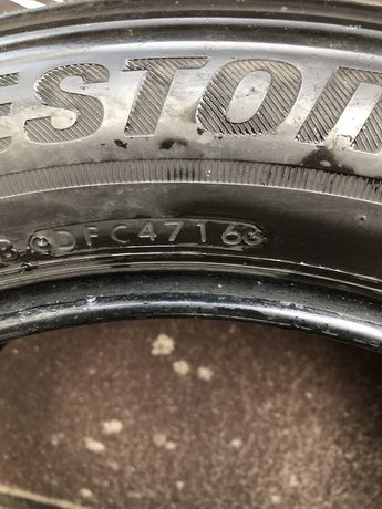 Bridgestone235/55/17