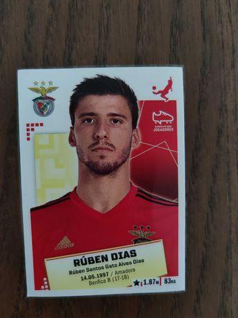 Panini Futebol 2020/21 Ruben Dias (Benfica) #41