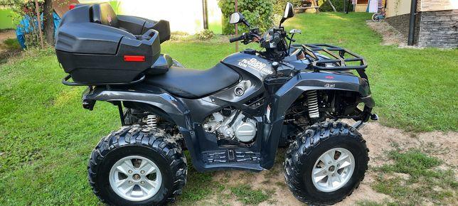 Sprzedam quad Sym Raider 600 4x4