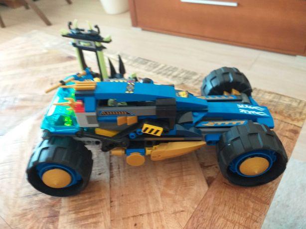 Zestaw Lego Ninjago Łazik Jaya