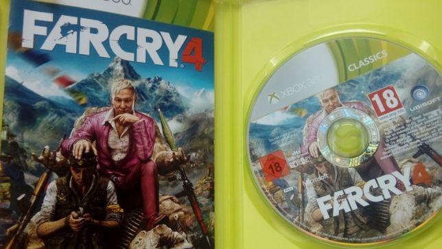 Gra Farcry4 xbox 360