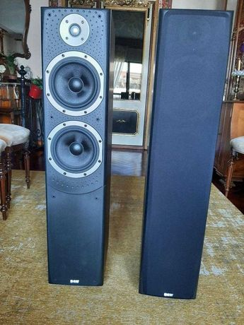 Colunas B&W DM309 made in England