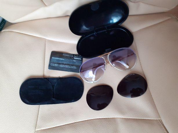 Porsche Design oryginalne okulary przeciwsłoneczne