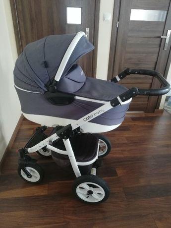 Wózek dziecięcy gondola + spacerówka Gratis