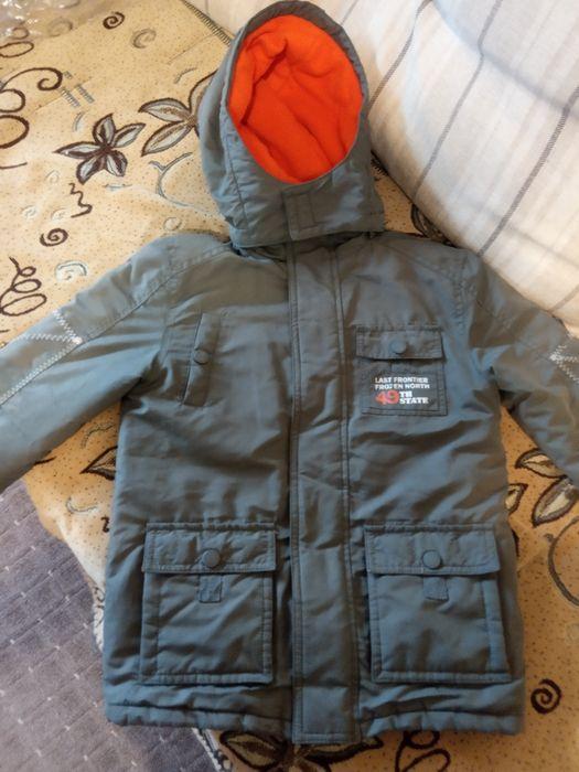 Курточка на мальчика 110-116 Киев - изображение 1