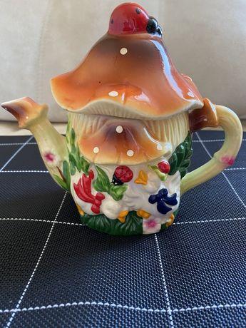 Чайник для заварки чая новый