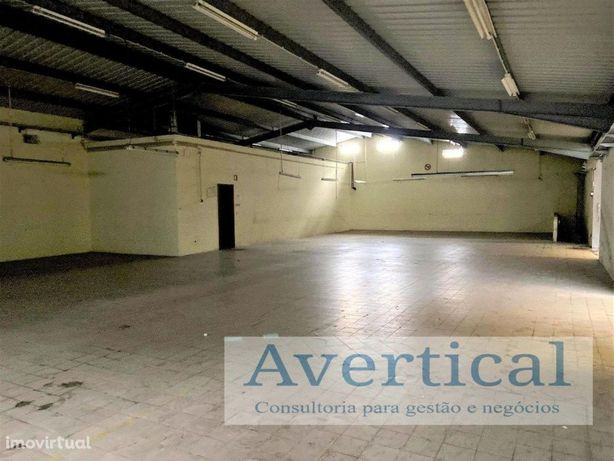 Instalações/armazém 17.000 m2 - Lousada