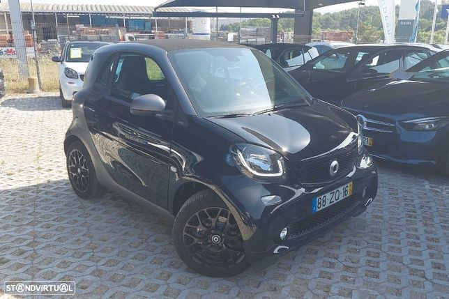 Smart ForTwo (Fortwo 1.0 Passion 71 Aut.)