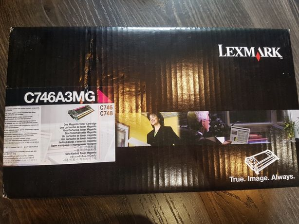 Lexmark C746A3MG Kaseta z tonerem magenta 7000str