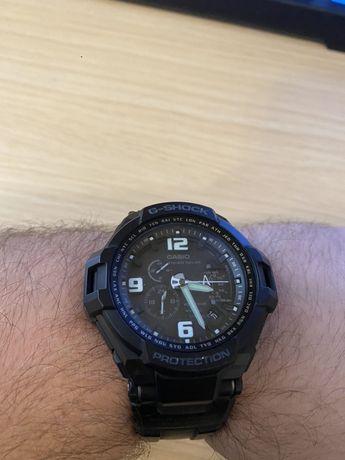 Часы мужские Casio G-Shock Aviator Tough Solar Men's Watch G-1400a