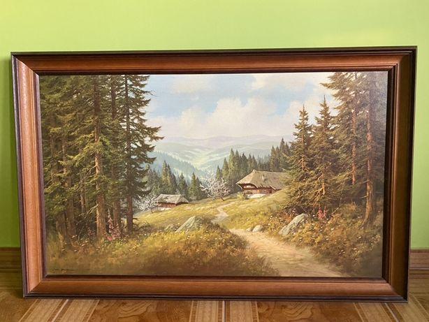 Obraz pejzaż malowidło