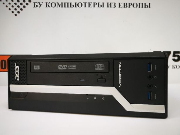 Компьютер Acer X4630G, Intel G1820 3.0GHz, 4GB RAM, 250GB HDD