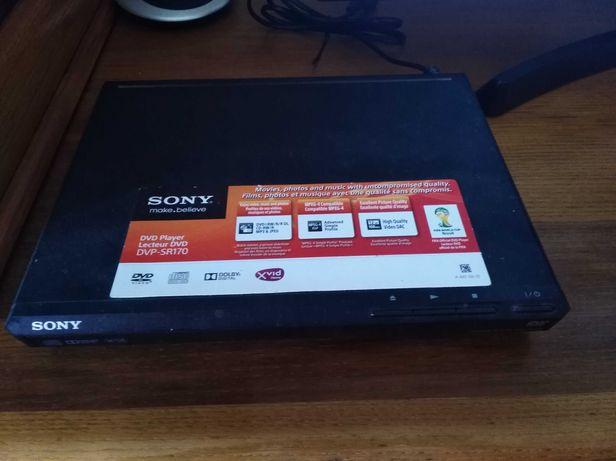 DVD Sony como novo