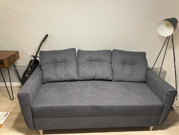 kanapa sofa rozkladana z funkcją spania