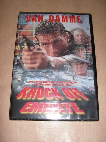 DVD Knock Off Embate (NOVO)
