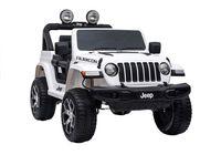 Auto na Akumulator Jeep Wrangler Rubicon 4x4 biały 2021
