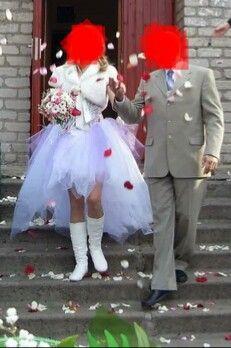 Свадебное платье 6000 р.