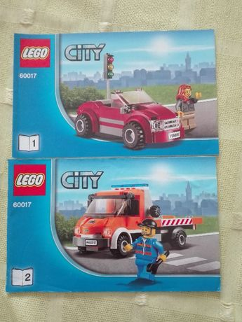 Zestaw Lego 60017