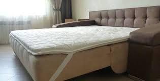 Тонкий матрас Аеролат 4,5 см для дивана